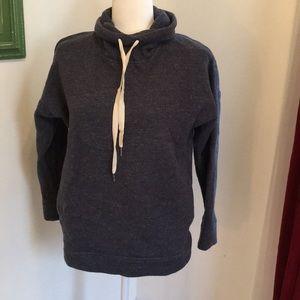 J.Crew Cowl Neck Sweatshirt